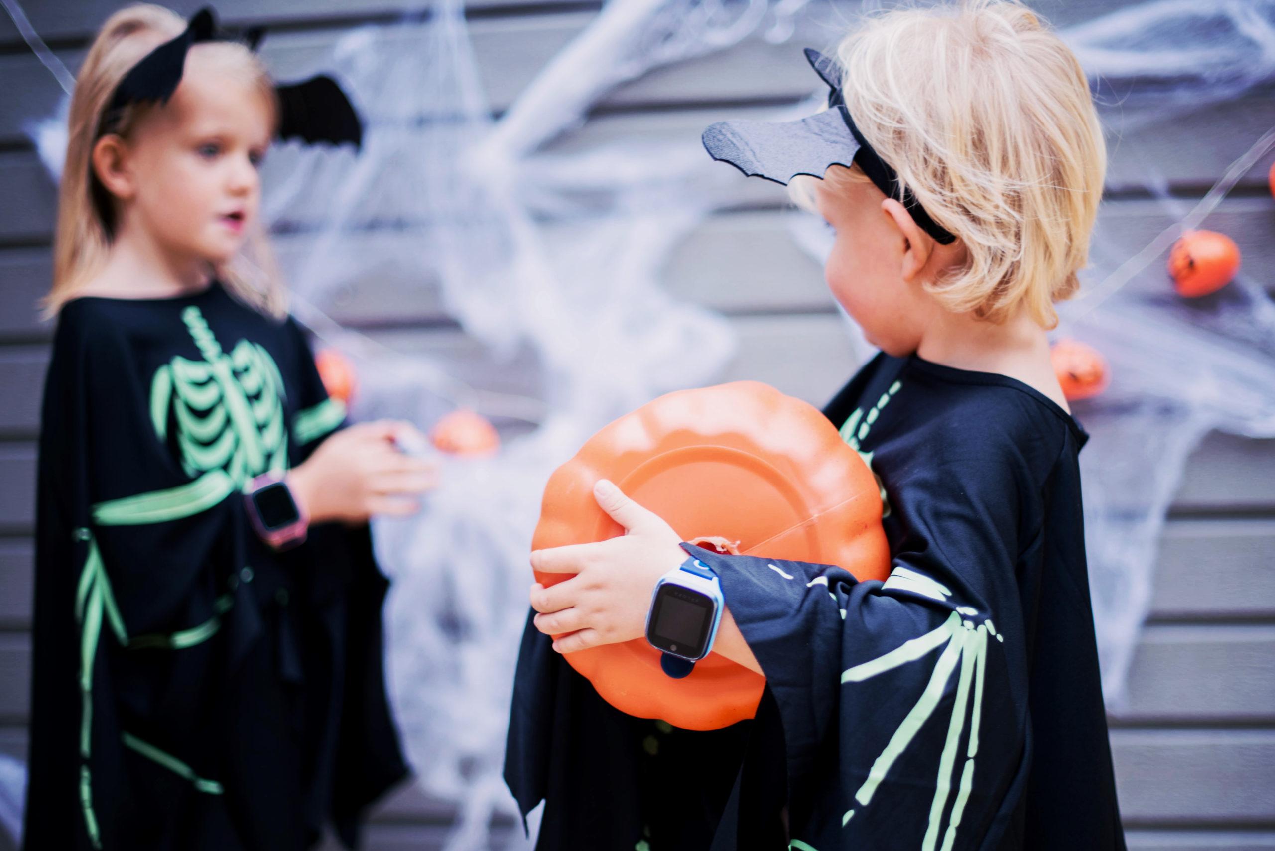xplora aktivitetsur til børn halloween