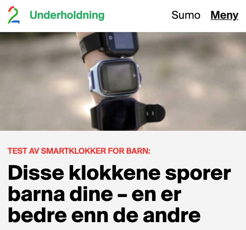 Norsk nyhedsartikel om XPLORA