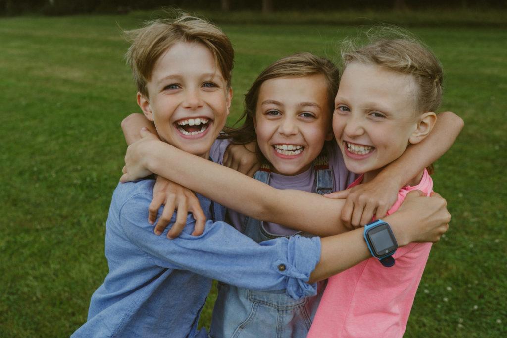 Glade unger til blog