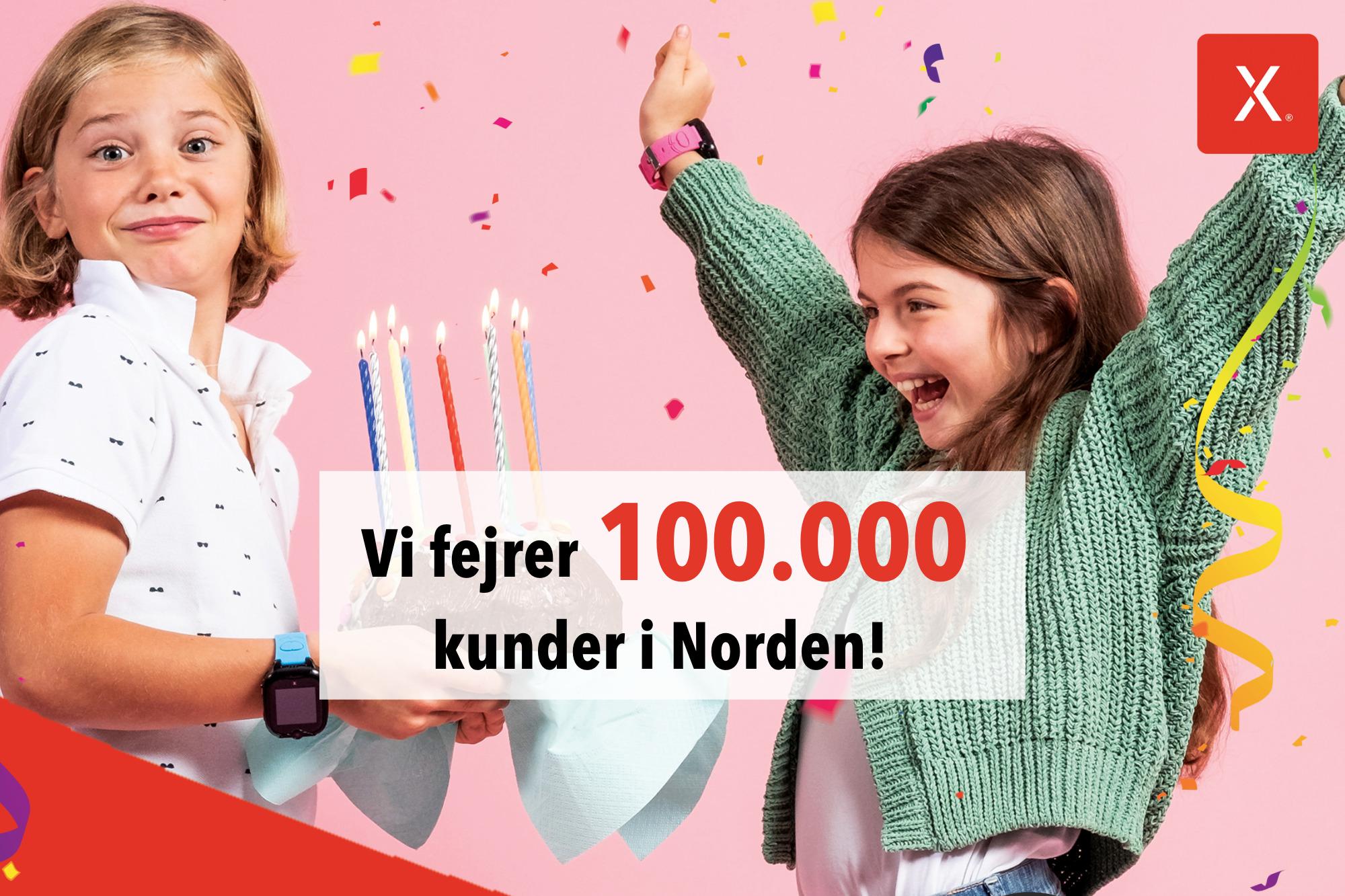 100.000 kunder