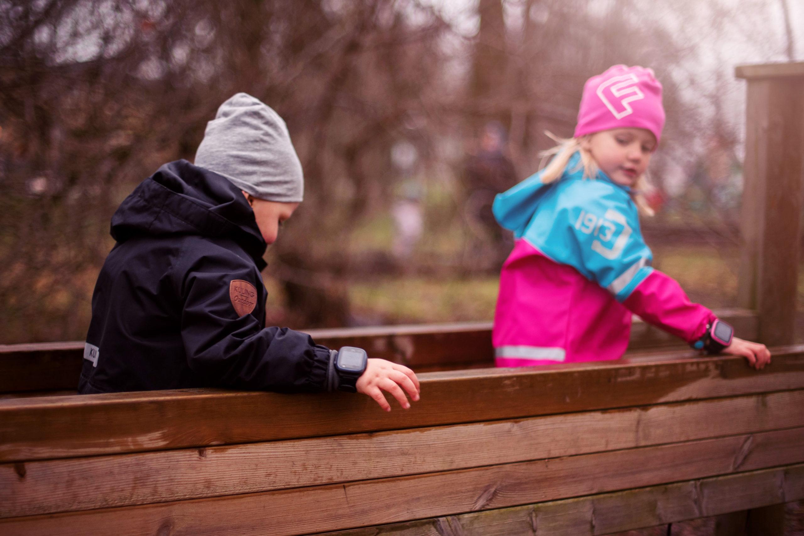 Efterårsaktiviteter for børn